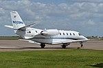 Cessna Citation Excel 'N326MA' (40326588324).jpg