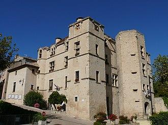 Château-Arnoux-Saint-Auban - Chateau