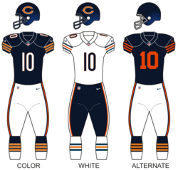 Dresy Chicago Bears