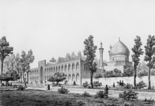 Safavid Dynasty Wikipedia