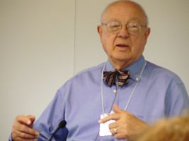 Charles Bachman IUA Workshop 2006.JPG