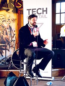 Charles Duhigg at TechCocktail in 2012.jpg