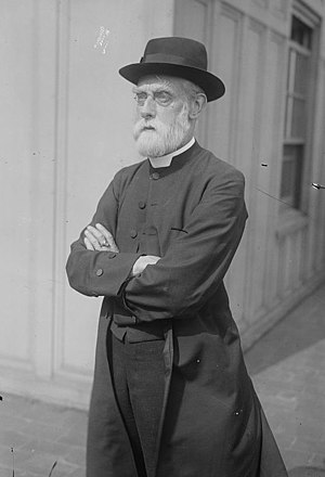 Charles Gore - Image: Charles Gore (1853 1932) in 1918