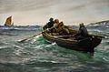 Charles Napier Hemy - A Pull to Windward, Falmouth, Cornwall.jpg