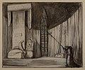 Charles Ricketts - Saint Joan - Set design for the Epilogue.jpg