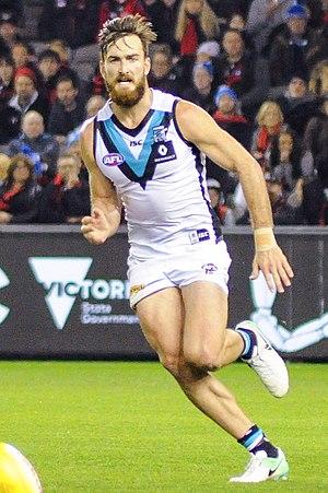Charlie Dixon (Australian footballer) - Dixon in June 2017
