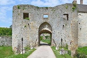 Château de Vallery - Image: Chateau de Vallery DSC 0066