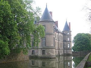Château de Haroué, may 2006