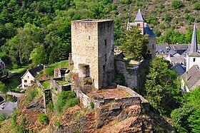Image illustrative de l'article Château d'Esch-sur-Sûre