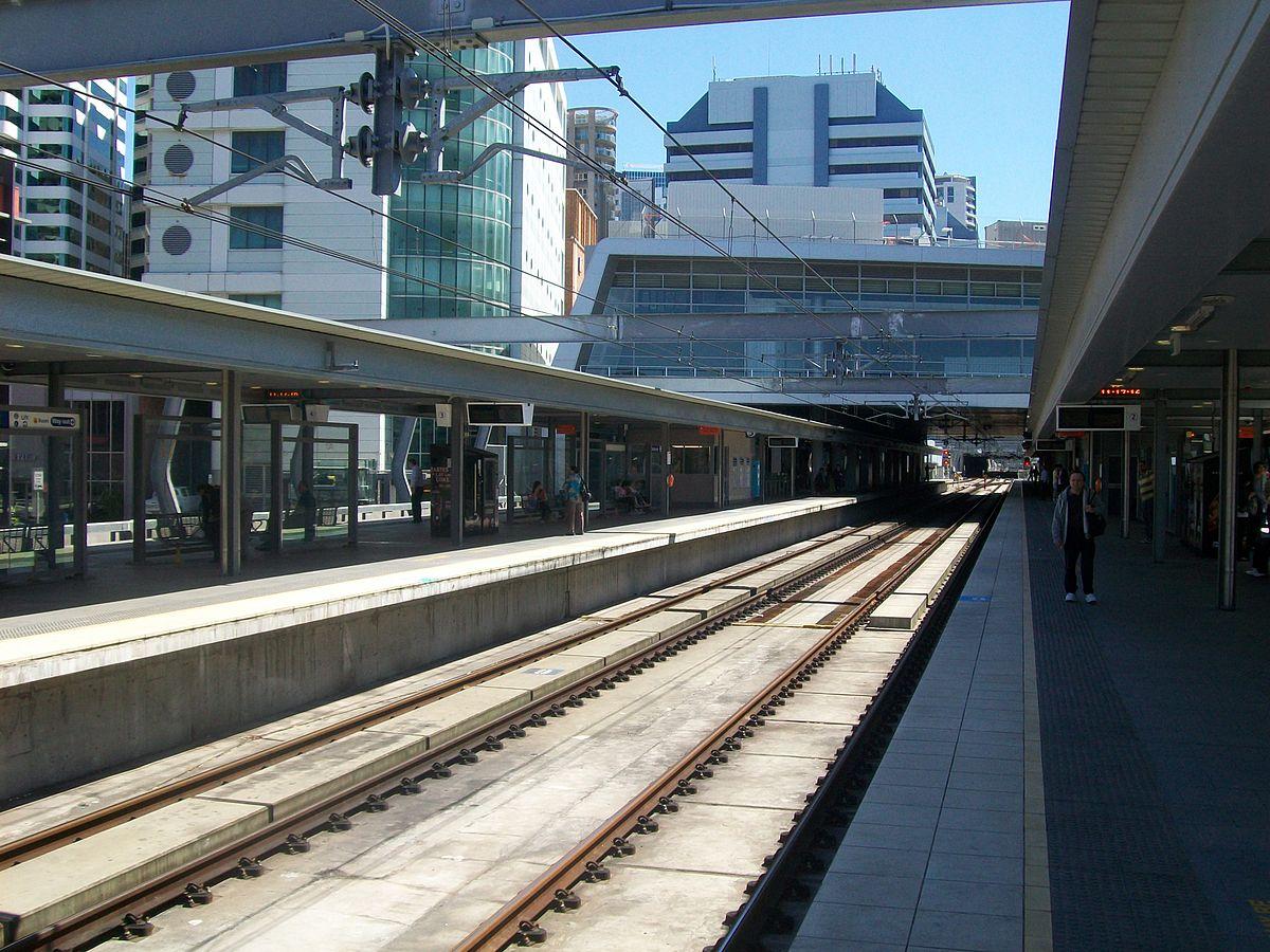 Chatswood railway station - Wikipedia