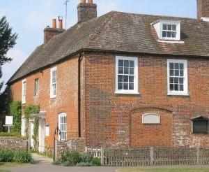Chawton - Image: Chawton Austen House