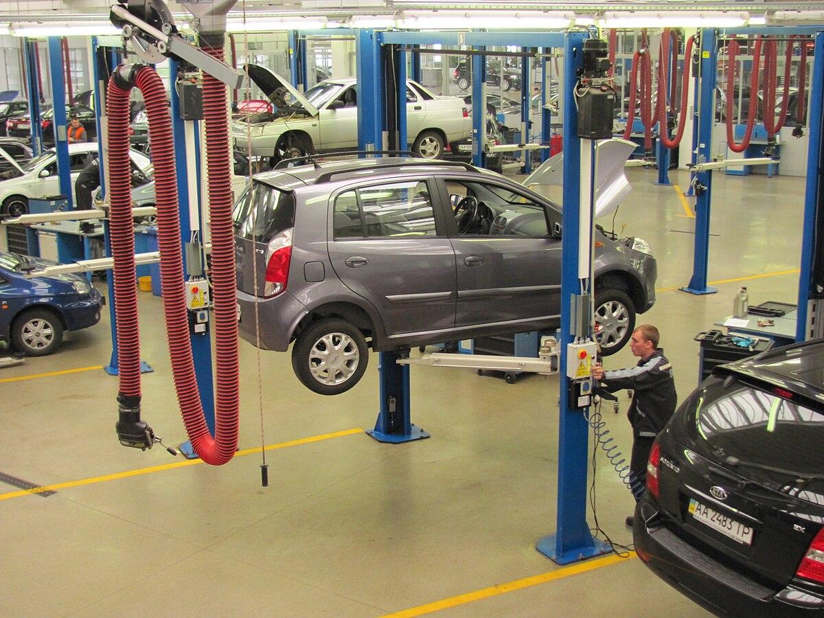 C And M Auto >> Autowerkstatt – Wiktionary