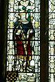 Chester Cathedral - Refektorium Ostfenster 2 König Alfred.jpg