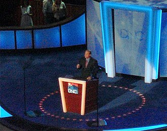 Chet Culver - Culver speaks during the second day of the 2008 Democratic National Convention in Denver, Colorado.