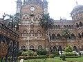 Chhatrapati Shivaji Terminus Building 17.jpg