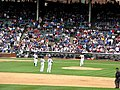 Chicago Cubs in action (7186414455).jpg