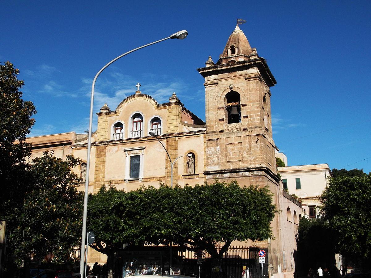 Chiesa di san francesco di paola palermo wikipedia for 1 5 piani di fattoria di storia