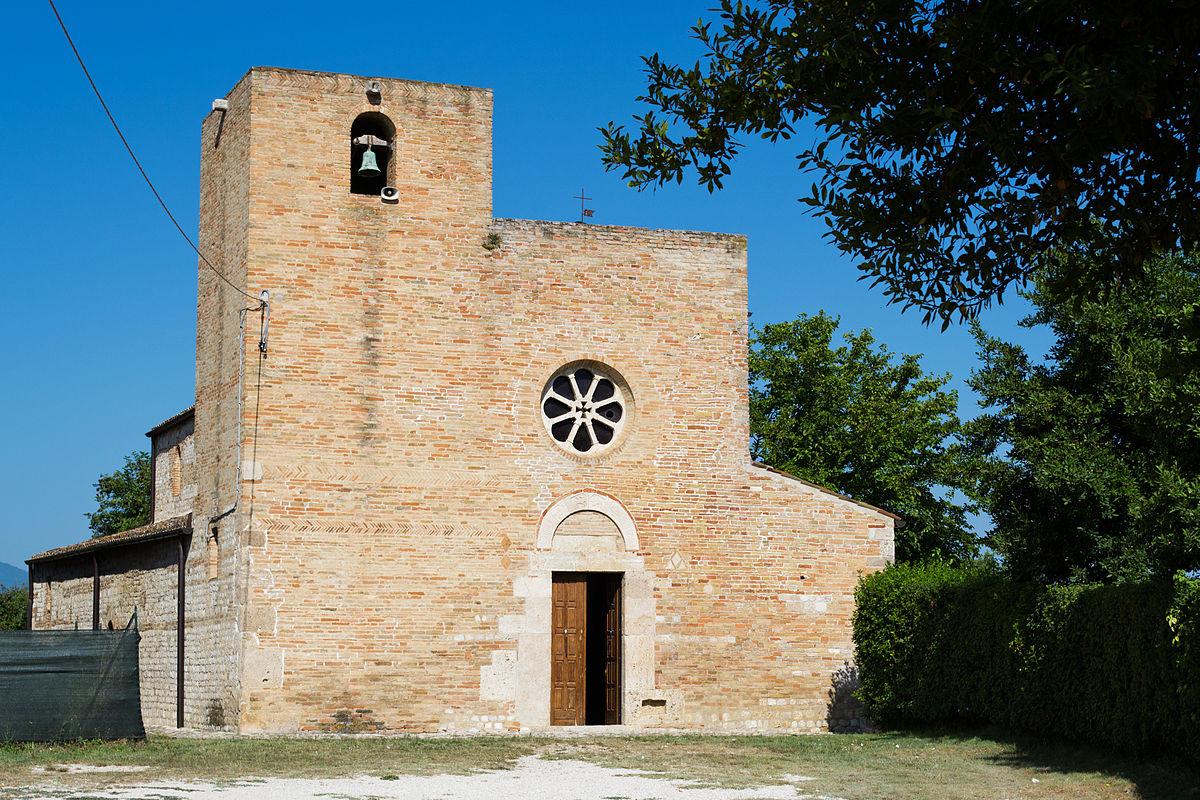 Chiesa di santa maria a vico sant 39 omero wikipedia for Sito della camera dei deputati
