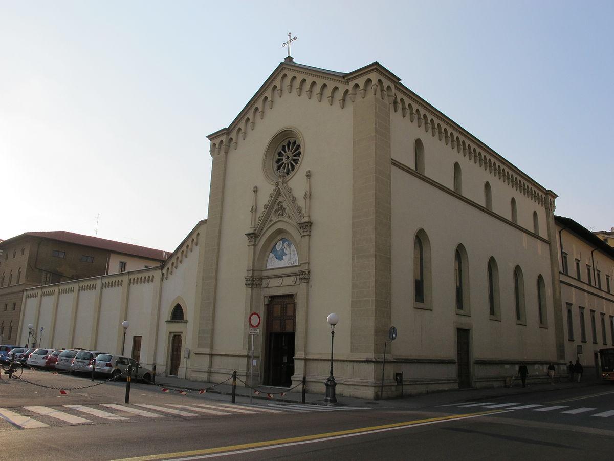 Chiesa di san francesco firenze wikipedia for Piazza san francesco prato
