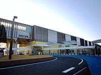 Chikugo-Funagoya Station Kyushu Shinkansen.JPG