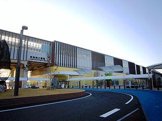 Chikugo-Funagoya Station Railway station in Chikugo, Fukuoka Prefecture, Japan
