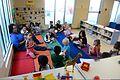 Children resume attending the child development center at Naval Air Station Joint Reserve Base New Orleans Sept 120904-N-CT127-057.jpg