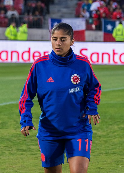Archivo:Chile v Colombia 20190519 20.jpg