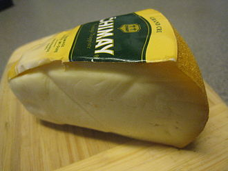 Chimay Brewery - Chimay's Grand Cru cheese