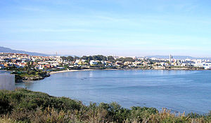 Playa de El Chinarral - Image: Chinarral