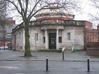 Chorlton-cum-Hardy - Chorlton Library