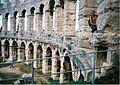 Chorwacja - Pula. Amfiteatr I wiek -jest jednym z najlepiej zachowanych amfiteatrów Starożytnego Rzymu - panoramio.jpg