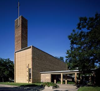 Christ Church Lutheran (Minneapolis, Minnesota) church