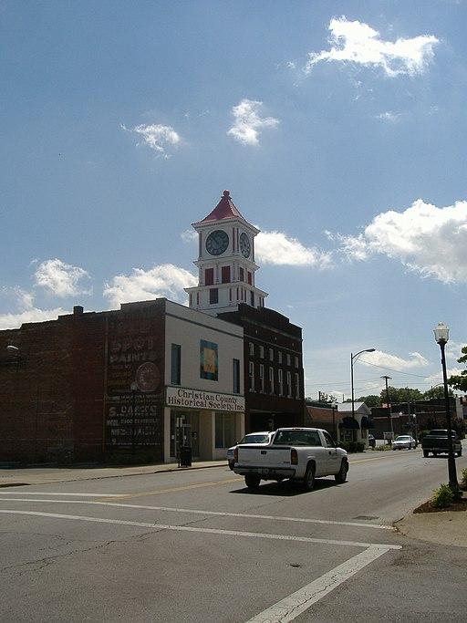 Christian County Historical Society