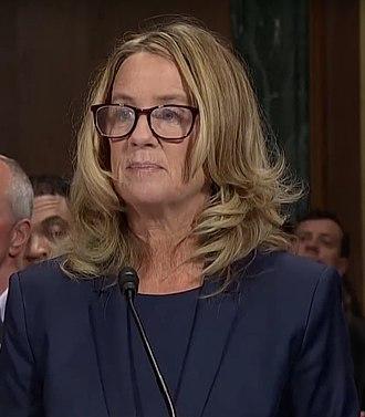 Christine Blasey Ford - Ford in 2018