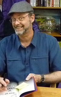 ChristopherMoore at Politics+Prose 4-7-10 by Cy Guy.JPG