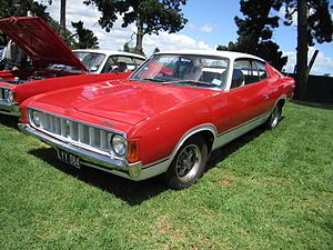 Chrysler Valiant Charger - Chrysler VJ Valiant Charger Sportsman
