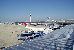 Chubu Centrair International Airport - North Wing - 01.JPG