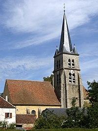 Church of Marles en Brie P1060838.JPG