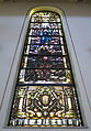 Church of Saint Mary (Richmond, Indiana) - stained glass, the Immaculate Conception 2.jpg
