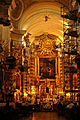 Church of St. Bernard, Kraków - interior 02.jpg