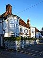 Churchgate Street, Harlow, Essex ~ bay window white houses.jpg