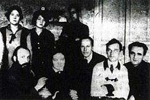 Mikhail Bakhtin - Wikipedia