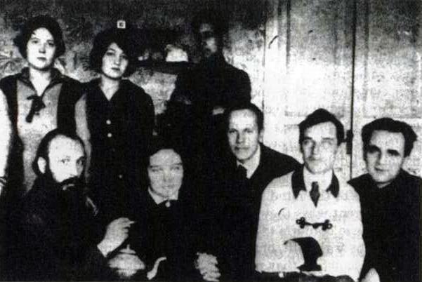 Circulo de bajtin 1924