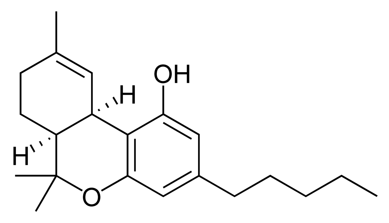 Tetrahydrocannabinol - Wikipedia