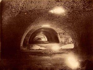 Cistern - One of the Cisterns of La Malga, Carthage, 1930