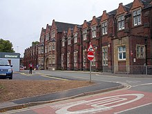 City General Hospital, Stoke on Trent - geograph.org.uk - 1027705.jpg