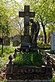 City of London Cemetery Clarence Elfes monument 1.jpg