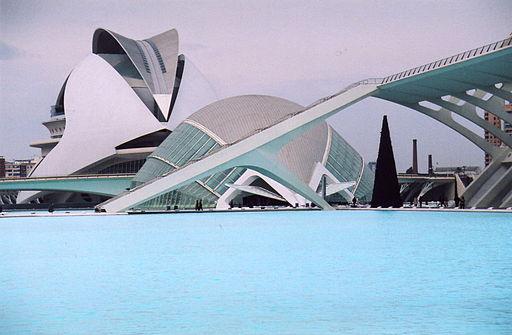 Ciutat de les Arts i les Ciencies - 06. January 2006 - 1