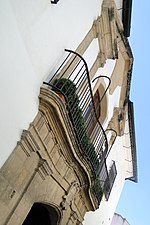 Classical Facade - Cordoba - Spain