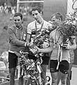 Claude Gayot, Graham Webb, René Pijnen 1967.jpg